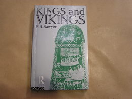 KINGS AND VIKINGS History Scandinavian Normandy England Scandinavia Raid Europe Normandie Scandinavie - Europa
