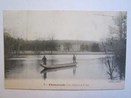 91 Essonne Chamarande Le Château Et Le Lac - France