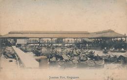SINGAPOUR - JONSTON PIER - Singapore