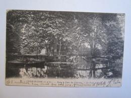 91 Essonne Chamarande Dans Le Parc Du Château - France