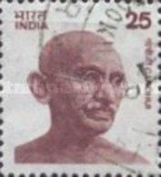 USED STAMPS India - Gandhi -  1978 - India