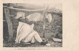 MISSION D'ABYSSINE - N° 14 - CLOCHES DE PIERRE - Ethiopie