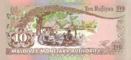 MALDIVES P. 19c 10 R 2006 UNC - Maldives