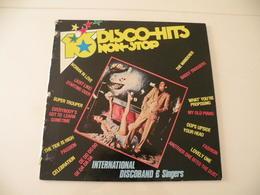 16 Disco Hits Non Stop - (Titres Sur Photos) - Vinyle 33 T LP - Hit-Compilations