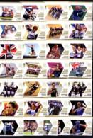 JEUX OLYMPIQUES - 2012 - YT N°3687/3715 NEUFS ** LUXE/MNH - GRANDE-BRETAGNE - Série Complète 29 Valeurs - Summer 2012: London
