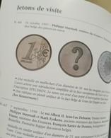 Encyclopédie Des Monnaies D'état Belge Avec ECU : Classeur De La Monnaie Royale De Belgique (inventaire Des Monnaies) - Varietà E Curiosità