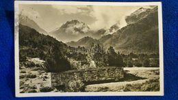 Maloja Friedhof Mit Segantini S Grab Switzerland - Svizzera