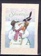 1272/ Slowenien Slovenia Slovenie 2006 Mi.No. 603 ** MNH Neujahr  New Year Selbstklebend Self-adhesive !!!!!!! - Slowenien