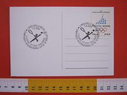 A.08 ITALIA ANNULLO - 2003 BIELLA TENNIS CAMPIONATI INTERNAZIONALI TOP WOOL CHALLENGER LANA TESSILE SPORT - Tennis