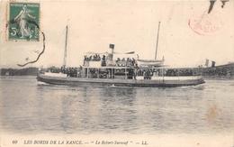 """¤¤  -  Les Bords De La Rance  -  Le Bateau """" Le Robert-Surcouf """"   -  ¤¤ - France"""