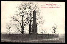 57 - REZONVILLE - GORZE - Monument Du 56e Régt. D'inf. Westf. - Andere Gemeenten