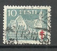 ESTLAND ESTONIA 1933 Michel 103 O - Estonie