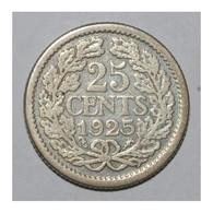 NETHERLANDS - 25 CENTS 1925 - TRES BEAU - - [ 3] 1815-…: Königreich Der Niederlande