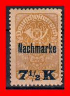 AUSTRIA (ÖSTERREICH) SELLOS AÑO 1920-21 - 1918-1945 1. Republik
