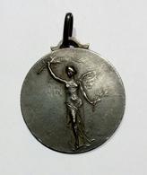 MEDAILLE - Fédération Internationale Patronale Cotonnière (1908) - Congrès De PARIS / Argent - Silver - Professionali / Di Società