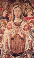 Grosseto - Santino MADONNA DELLE GRAZIE (Matteo Di Giovanni, Sec. XV, Cattedrale) - PERFETTO P90 - Religione & Esoterismo