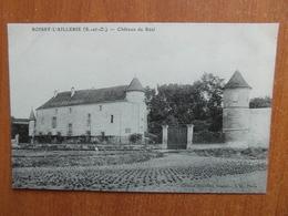 BOISSY-L'AILLERIE Chateau De Real  95 Val D'oise - Boissy-l'Aillerie