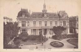 CPA - Afrique - Algérie - Bône - L'Hôtel De Ville - Annaba (Bône)