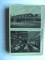 Duitsland Deutschland Sachsen Leipzig Grossgaststätte Gebirgsbahn Messplatz - Leipzig