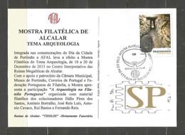 Portimão Faro Algarve Arqueologia Portugal 2014 Alcalar Archeology - Roman Ruins Rovine Ruines - Arqueología