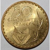 RWANDA - 50 FRANCS 1977 - FLEUR DE COIN - KM 16 - - Rwanda