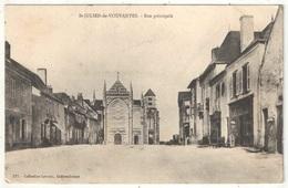 44 - SAINT-JULIEN-DE-VOUVANTES - Rue Principale - Lacroix 177 - 1905 - Saint Julien De Vouvantes