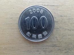 Koree Du Sud  100  Won  2008  Km 35.2 - Corée Du Sud