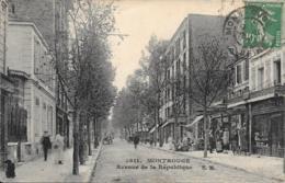Lot N° 158 - 92 - MONTROUGE - Lot De 13 Cartes Postales - Toutes Scannées - Cartes Postales
