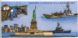 11259 FRANCE  Blocs Souvenirs N° 46 ** Dernière Campagne Du Navire Porte-hélicoptères Jeanne D'Arc  2009  TTB - Souvenir Blocks