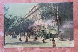 NICE (06) - BOULEVARD VICTOR-HUGO (HOTEL DES ILES BRITANNIQUES) - PHOTO-CAUVIU - Nice