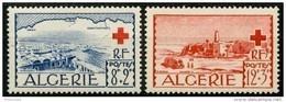 Algerie (1952) N 300 à 301 * (charniere) - Algérie (1924-1962)