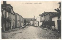 32 - EAUZE - Avenue Nogaro - Catalin 8 - 1918 - Sonstige Gemeinden