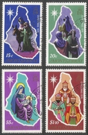 Montserrat. 1976 Christmas. Used Complete Set. SG 386-389 - Montserrat