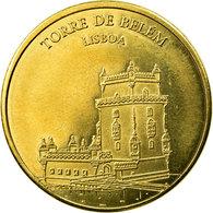 Portugal, Jeton, Jeton Touristique, Lisboa - Torre De Belem, Arts & Culture - Autres
