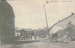 """Monceau  """" Une Rue Du Village  """" - Bièvre"""