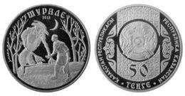 Kazakhstan. 50 Tenges. Shurale's Fairy Tale. UNC. 2013 - Kazakhstan