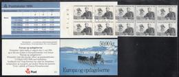 DENMARK  EUROPA  1994  BOOKLET  ** MNH - Europa-CEPT