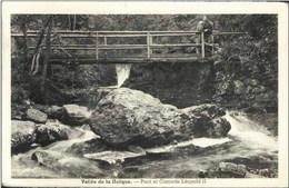 SART-lez-SPA - Pont Et Cascade Léopold II - Oblitération De 1952 - Jalhay