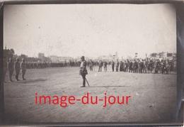 Photo Turquie Constantinople  Le General Franchet D'esperey A La Revue Du 14 Juillet 1919 Turkey  PRIX FIXE - Places