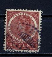 Inde Néerlandaise - India - Indien  1903-08 Y&T N°57 - Michel N°(?) (o) - 50c Reine Wilhelmine - Indes Néerlandaises