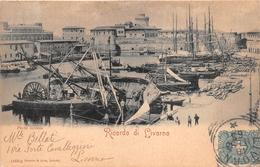 ¤¤  -   ITALIE  -    LIVERNO   -  Ricordo Di Livorno   -  ¤¤ - Livorno