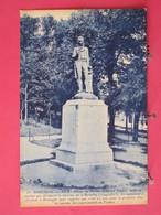 62 - Boulogne Sur Mer - Statue Du Docteur Edward Jeuner - Scans Recto Verso - Boulogne Sur Mer