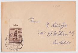 BRIEF GROSSDEUTSCHESREICH FULDA 12.03.1944 - Allemagne
