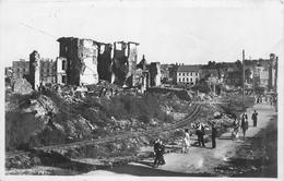 Militaria - Guerre 40-45 Zone Française D'occupation En Allemagne Zweibruck (ville Détruite) - Zweibruecken