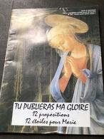 Tu Publieras Ma Gloire(livre De 32 Pages De 15 Cm Sur 20,5cm) - Religion & Esotérisme