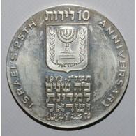 ISRAËL - KM 71 - 10 LIROT - 1973 - BE - Israel