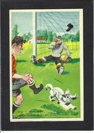 CPSM Football Humor Humour Voir Scan Du Dos - Soccer