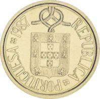 Portugal. Coin. 10 Escudos. 1987. AU / UNC. Rural World - Portugal