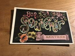 276/ Bon Souvenir De Sartene - Frankreich
