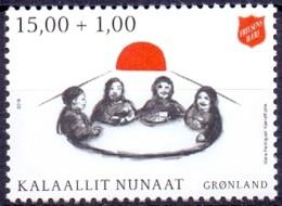 Groenland 2019 Aanvullinswaarde PF-MNH - Groenland